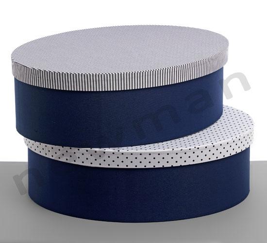 koutia kapelieres mple oval