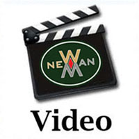 newman video image