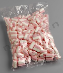 marshmallows sealed packaging