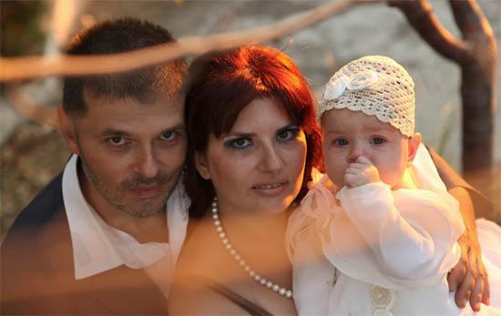 H Lina baptizei th Basilikh-Maria