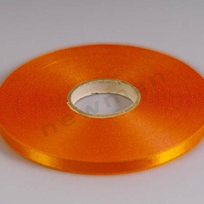 saten kordela 10mm portokali