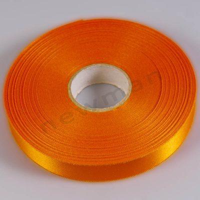 saten kordela 20mm portokali