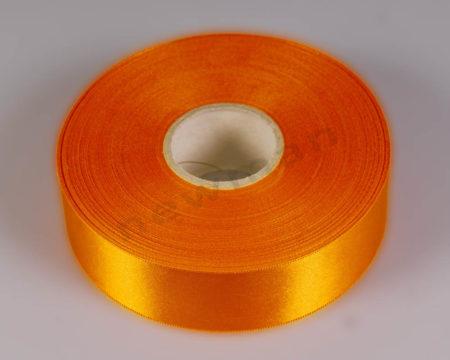 saten kordela 35mm portokali
