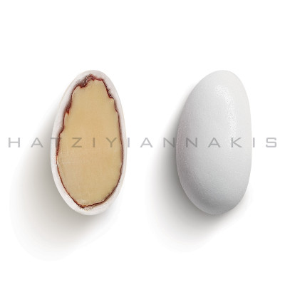 Αμυγδάλου supreme λευκό γυαλισμένο