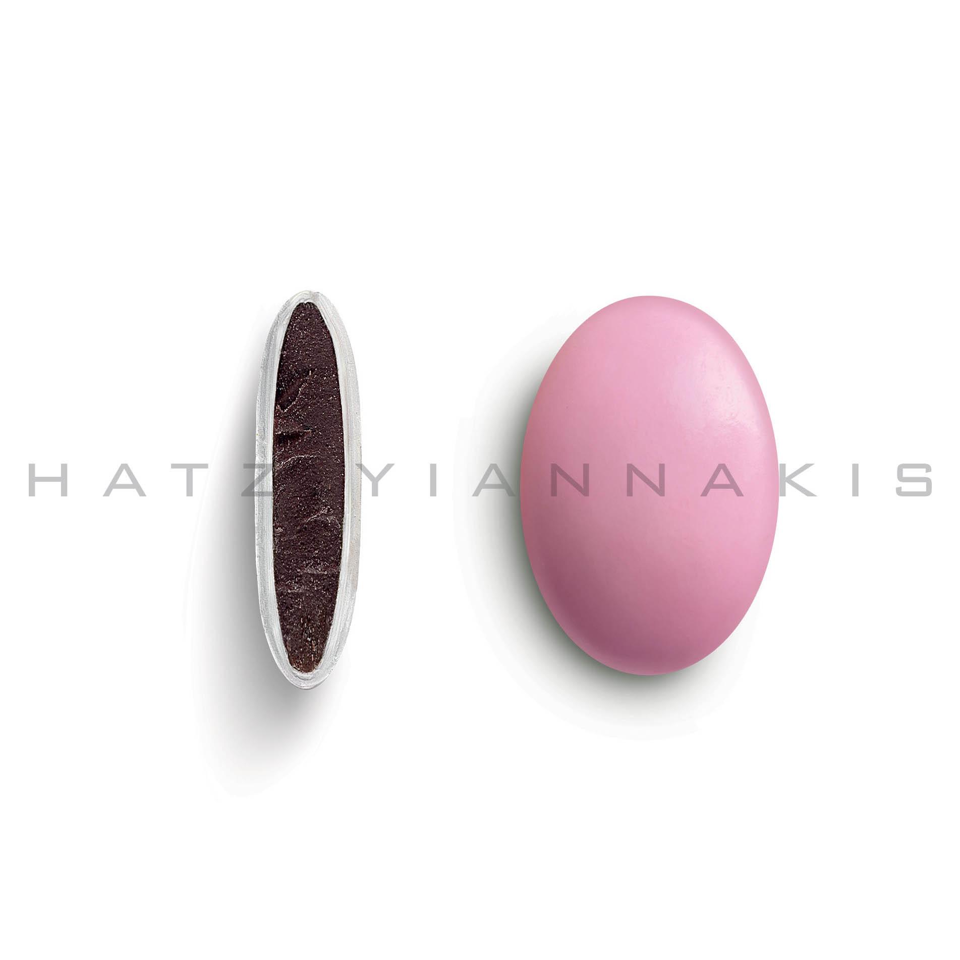 Piccolino κουφέτο χρώμα ροζ ανοιχτό ματ