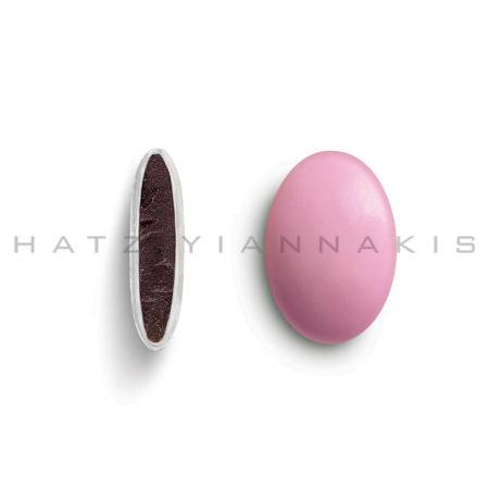 Piccolino κουφέτο χρώμα ροζ ανοιχτό γυαλισμένο