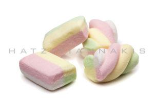 Μellow party γεύση ροδάκινο marshmallows