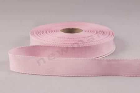 020 Ροζ με λευκό γαζί