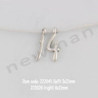 IMG_0092 ena 222045 as 3 x 21 mm Ø2,2 tessera 223026 xr 6 x 21 mm Ø2,2 copy