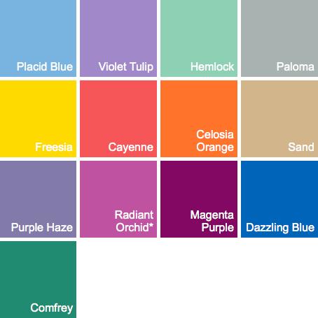 Colors 2014