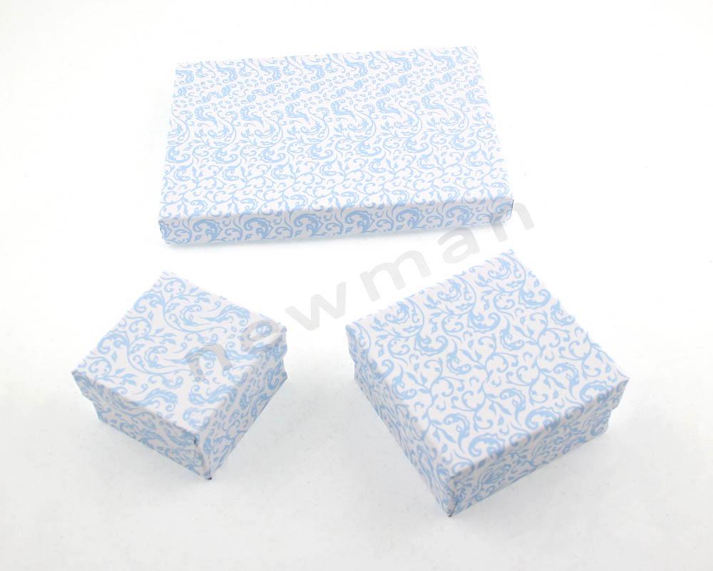 004. Λευκό-σιελ φλοράλ