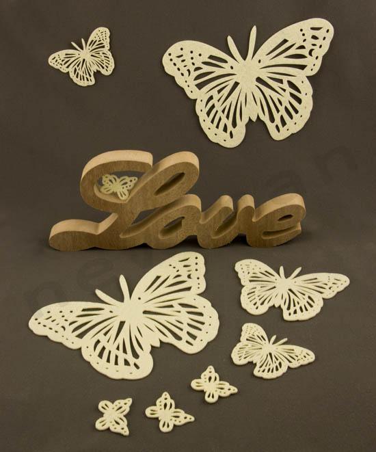 Love και Πεταλούδες