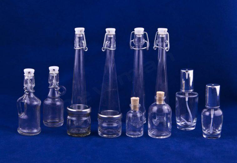 Μπουκαλάκια & βαζάκια από 20-60ml