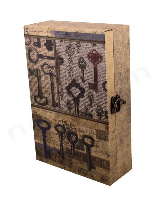 016083 ~ Κουτί βιβλίο Κλειδοθήκη