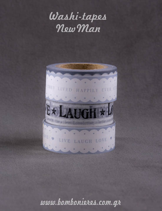 Washi tapes NewMan