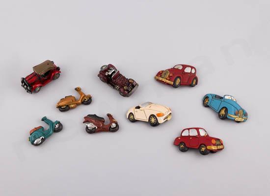 Αυτοκινητάκια & βέσπες