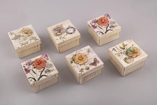 232052 ~ 3D λουλούδι στρογγυλά πέταλα
