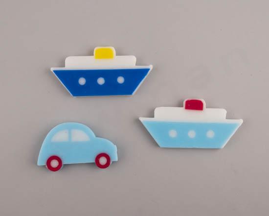 210957 (αυτοκινητάκι) & 210952 (καραβάκια)