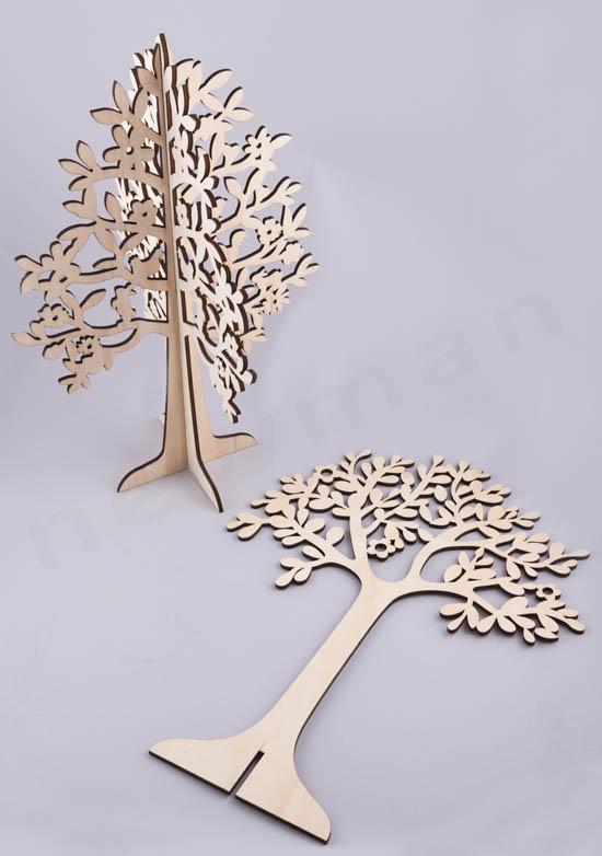 Σταντ ξύλινο δέντρο!