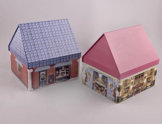 Σπίτι κουτί