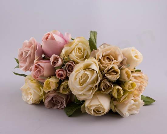 224030 ~ Μπουκέτο με 11 λουλούδια (σε 3 αποχρώσεις)