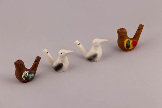 Πουλάκια μουσικά όργανα