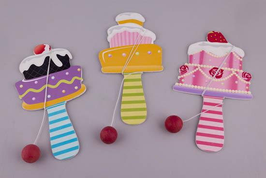 Ράκετες Cupcakes