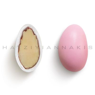 Aμυγδάλου Κλασσικό χρώμα ροζ ανοιχτό ματ