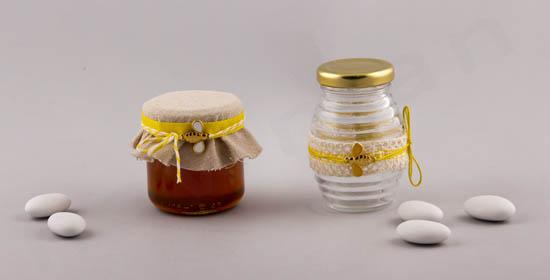 Μπομπονιέρες Μελισσάκια
