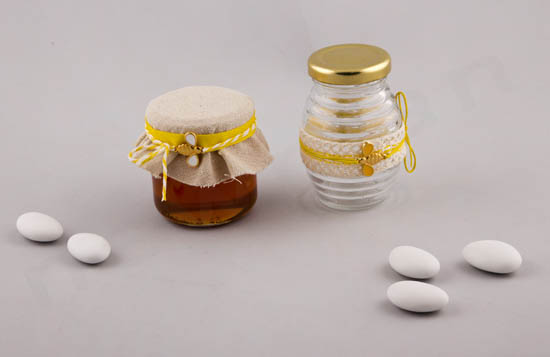 Ιδέες για μπομπονιέρες Μελισσούλα