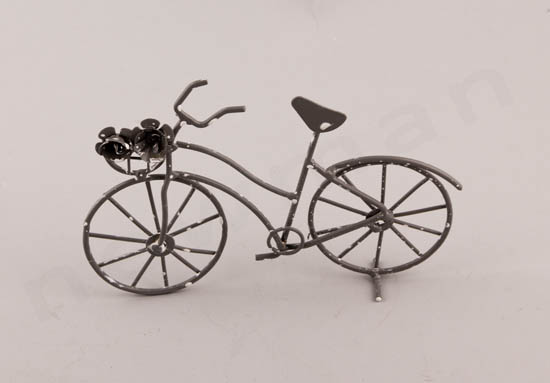 Ποδήλατο Grey-White Vintage