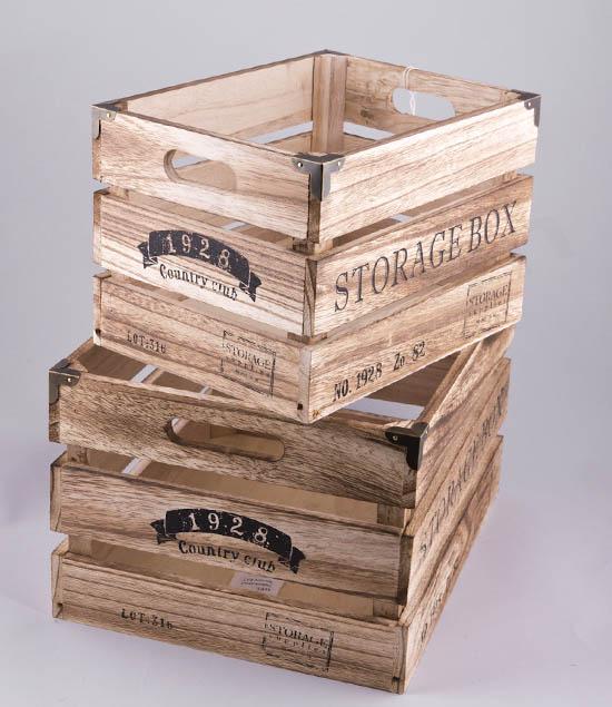 Storage boxes!