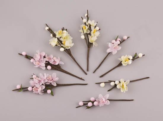 Κλαδάκια λουλουδάκια
