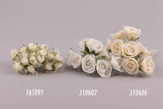 Τριαντάφυλλα με συρματάκι