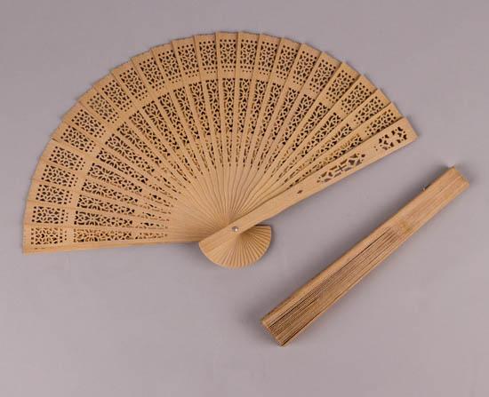 Βεντάλιες ξύλινες