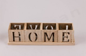 4 κεράκια ρεσό HOME