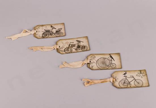 Vintage ποδήλατα μαγνήτες