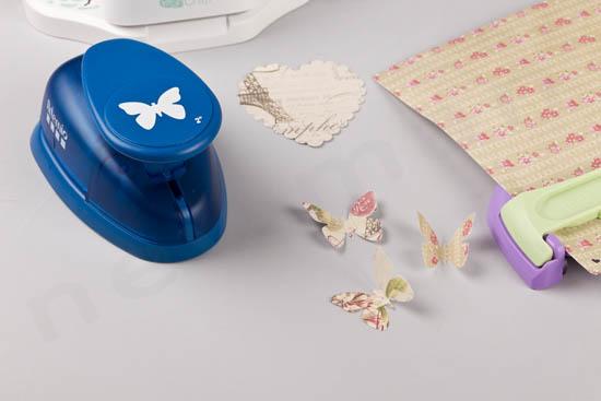 Κοπτικό για πεταλούδες