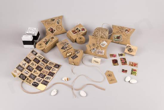 Σφραγίδες και αυτοκόλλητα γραμματόσημα