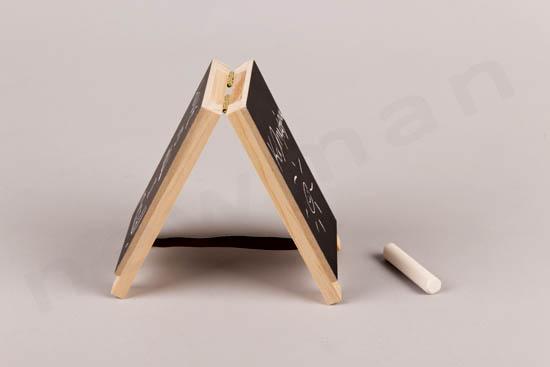 Μαυροπίνακας διπλός για κιμωλία