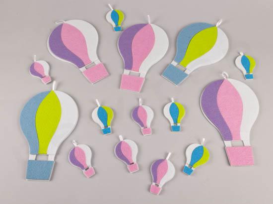 Τσόχινα αερόστατα φλατ