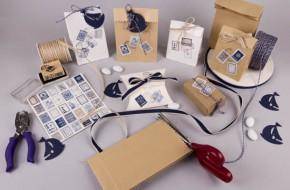 Υλικά για να φτιάξεις ναυτικές μπομπονιέρες