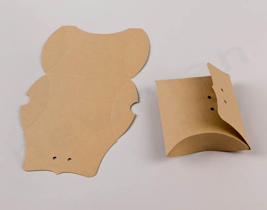 Κραφτ κουτί φάκελος NewMan
