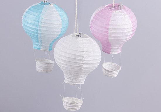 Χάρτινα αερόστατα