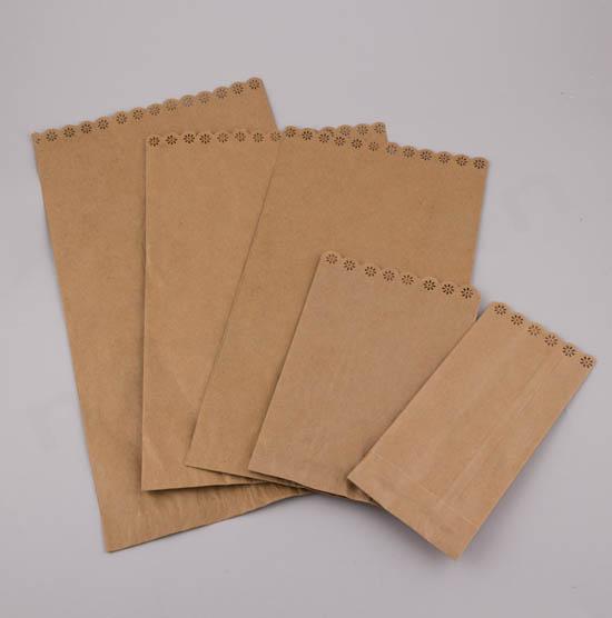 Φακελάκια χάρτινα κραφτ
