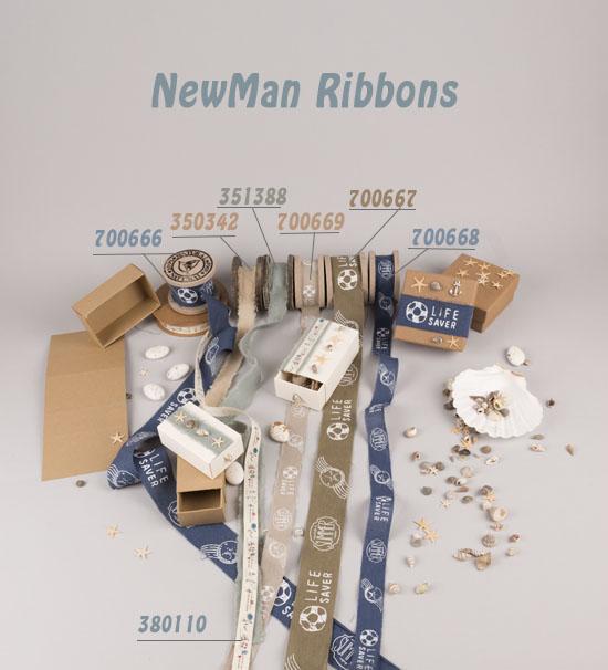 Νέες ναυτικές κορδέλες NewMan