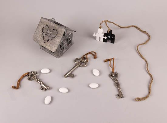 Παζλ κομμάτια Γαμπρός-Νύφη