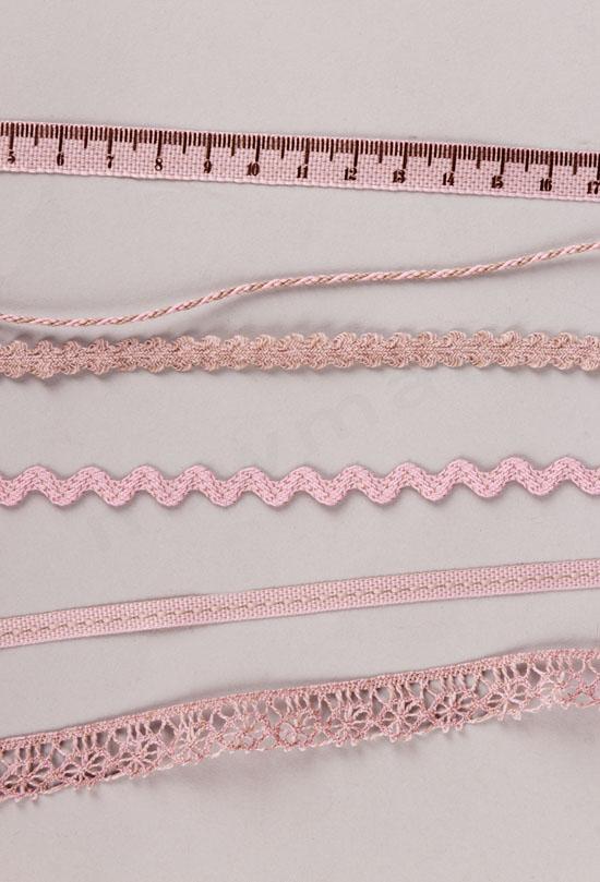 6 τύποι ροζ κορδέλας