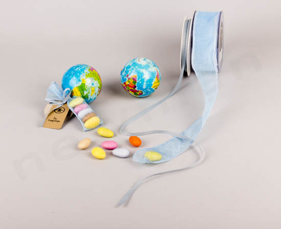 Υλικά για DIY Μπομπονιέρα Γη (Earth)