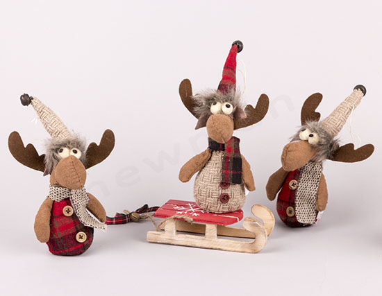 Χριστουγεννιάτικα στολίδια NewMan